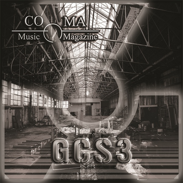 "COMA Music Magazine's compilation GCS3, which includes an early industrial version of maQLu's ""Tell Me"""