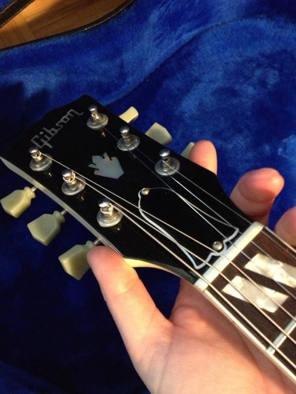 1986 Gibson ES-175