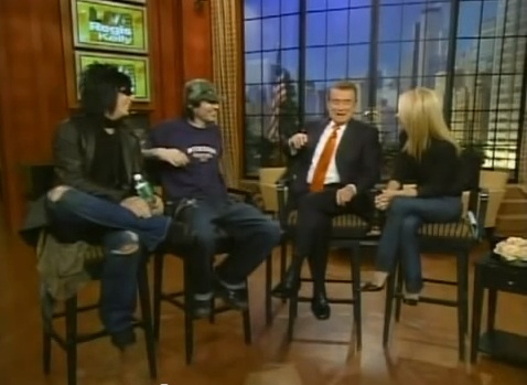 Nikki Sixx, Tommy Lee, Motley Crue interview [YouTube screenshot]
