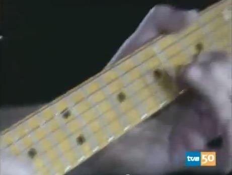 Frank Zappa live [YouTube screenshot]
