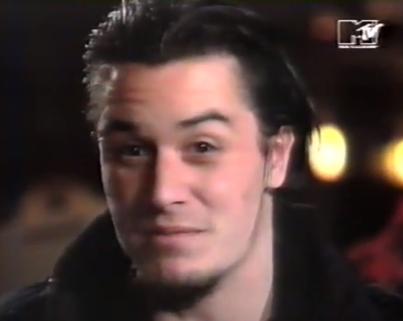 Faith No More interview [YouTube screenshot]
