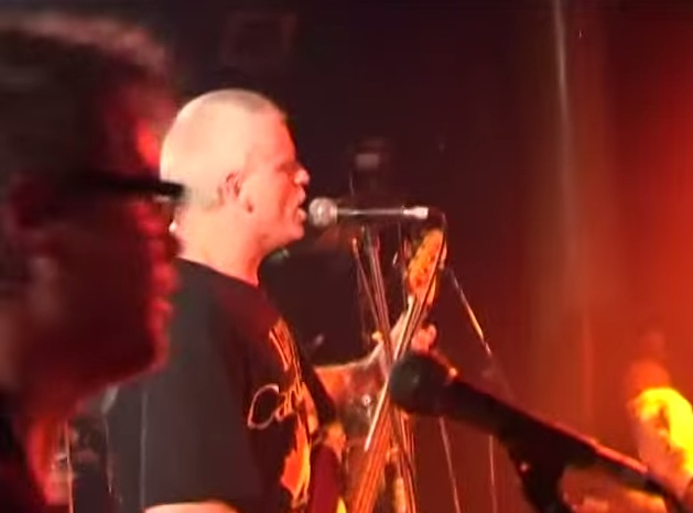 NoMeansNo live [YouTube screenshot]