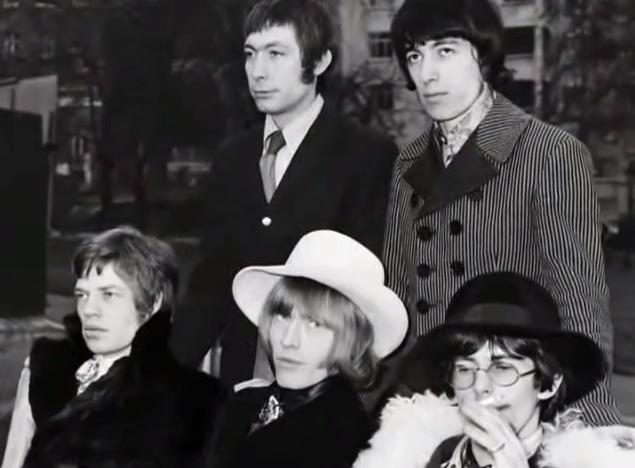 Rolling Stones 1960s